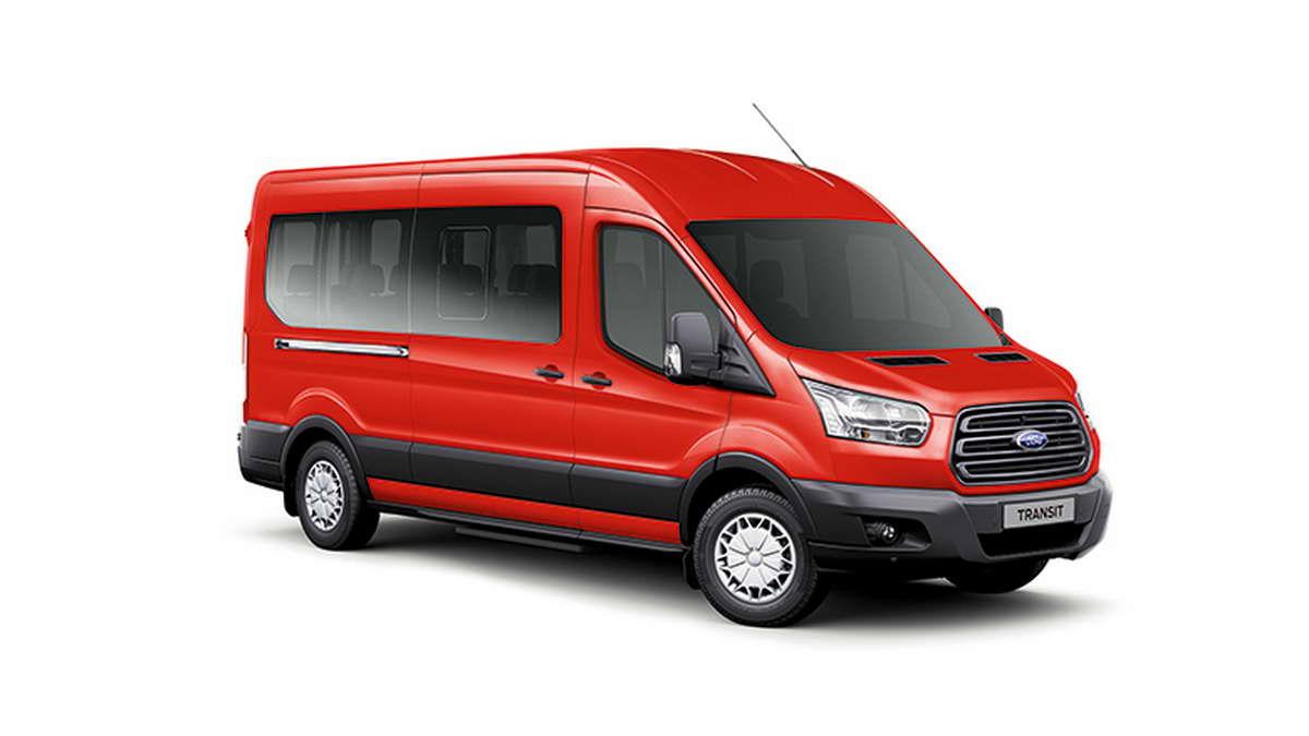туристический микроавтобус