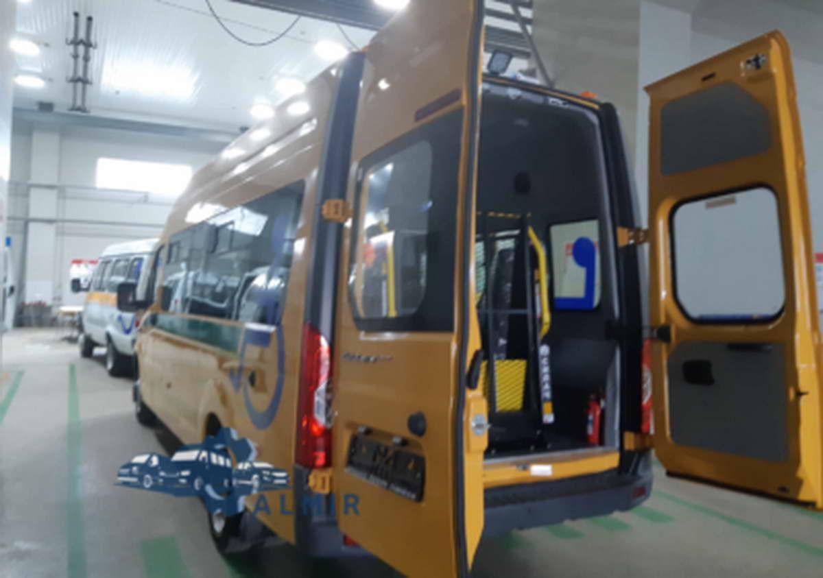 Автомобили для инвалидов от производителя