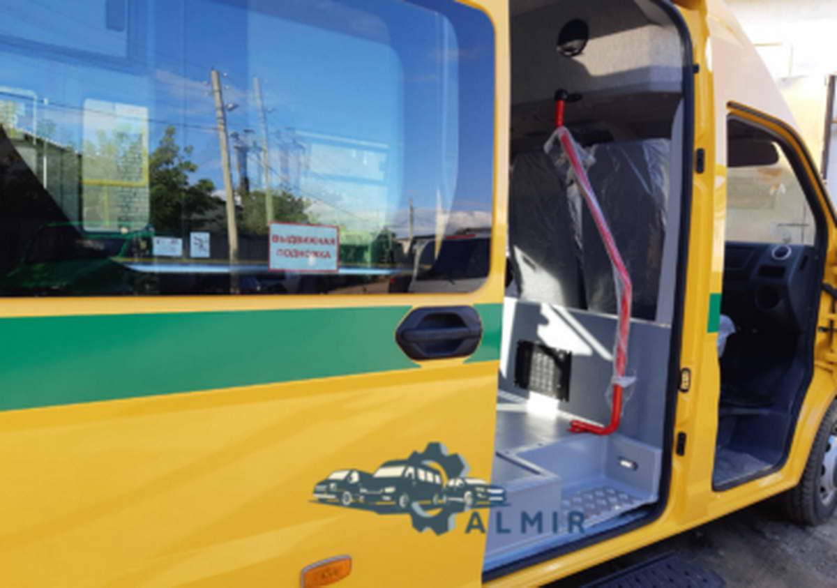 Газель некст авто для инвалидов колясочников