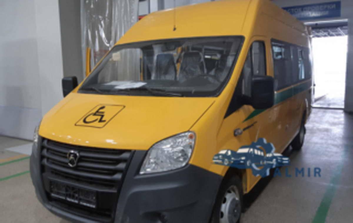 Производство автомобилей для инвалидов колясочников