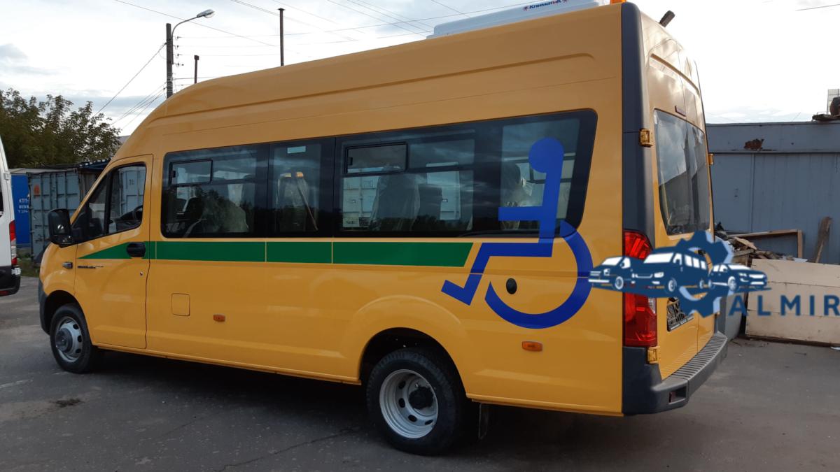 авто для инвалидов колясочников от производителя